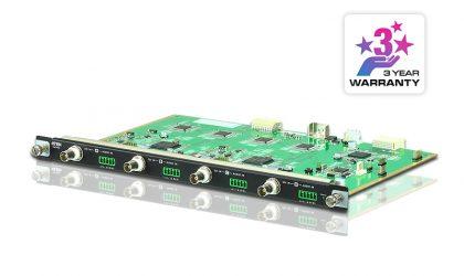 VM7404 4-Port 3G-SDI Input Board