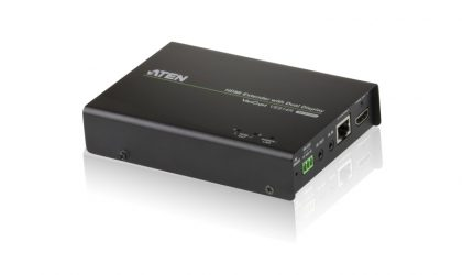VE814R HDMI HDBaseT Receiver with Dual Output