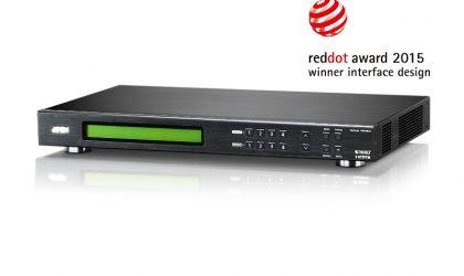 VM3404H 4 x 4 HDMI HDBaseT-Lite Matrix Switch