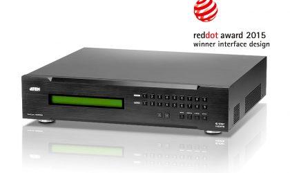 VM3909H 9 x 9 HDMI HDBaseT-Lite Matrix Switch