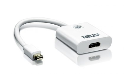 VC981 Mini DisplayPort to 4K HDMI Active Adapter