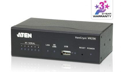 VK236 6-Port IR/Serial Expansion Box