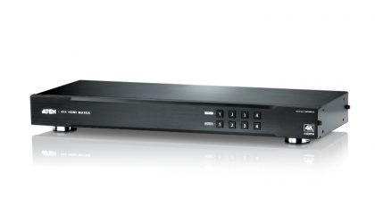 VM0404HA 4x4 4K HDMI Matrix Switch