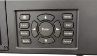 EK 611WA control panel image