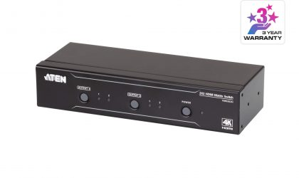 VM0202H 2x2 4K HDMI Matrix Switch