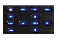 EK 815U control panel2