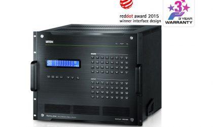 VM3200 - Modular Matrix Switch