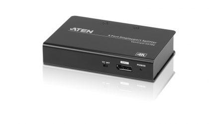VS192 - 2-Port 4K DisplayPort Splitter