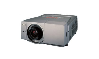 LC-X6A LCD Projector