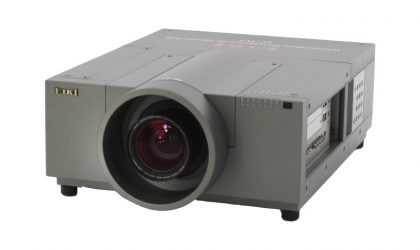 LC-X8 LCD Projector