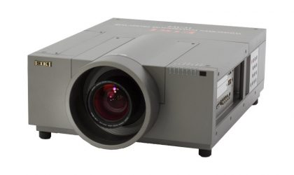 LC-X800A LCD Projector