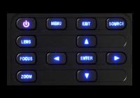 EK 818U control panel2