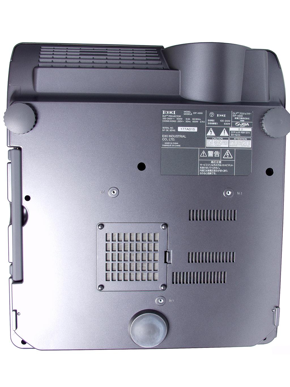 Eip 4500 Dlp Projector Eip 4500l No Lens Dlp Projector