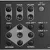 LC-UXT3 image controls