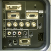 LC-X85 hi-res image connections