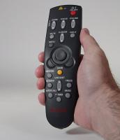 LC X986 image remote hand
