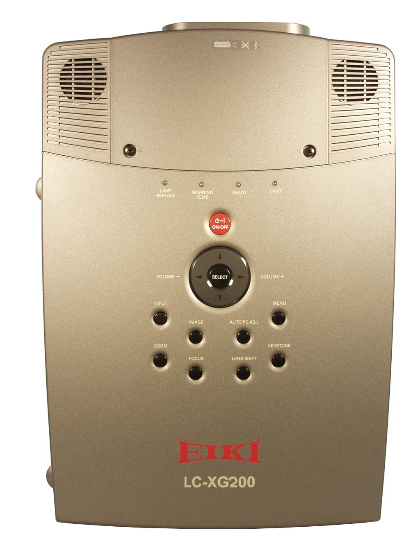 LC XG210 image controls