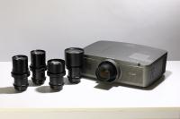 LC XL100 image lenses