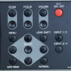 LC-XT9 image controls
