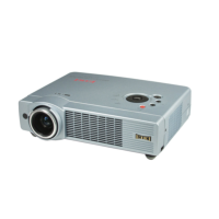 LC-SB21 LCD Projector