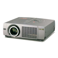 LC-SM3 LCD Projector