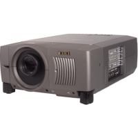 LC-SX4 LCD Projector<br />LC-SX4L (no lens) LCD Projector