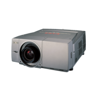 LC-SX6A LCD Projector