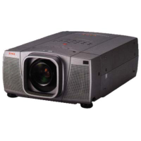 LC-VC1 LCD Projector