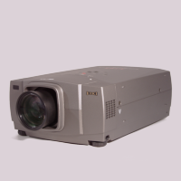 LC-W3 LCD Projector
