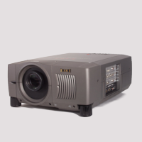LC-W4 LCD Projector