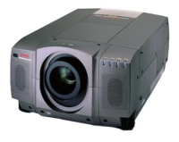 LC-X1UA LCD Projector<br />LC-X1UAL (no lens) LCD Projector