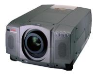 LC-X2UA LCD Projector<br />LC-X2ULA (no Lens) LCD Projector