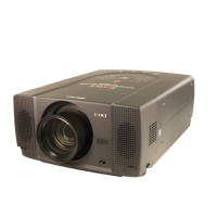 LC-X50 LCD Projector