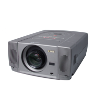 LC-X60 LCD Projector