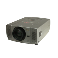LC-X70 LCD Projector