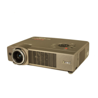 LC-XB20 LCD Projector