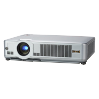 LC-XB33 LCD Projector