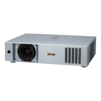 LC-XB42N LCD Projector