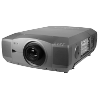 LC-XT4 LCD Projector