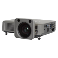 LC-XWP2000 LCD Projector